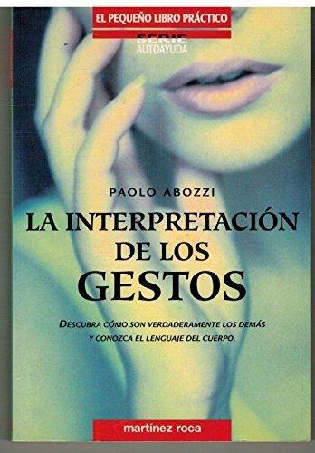 la interpretación de los gestos