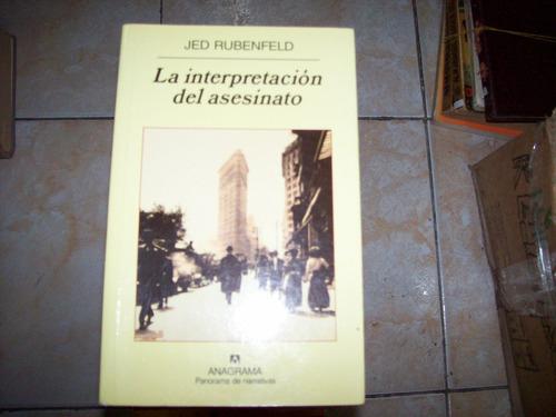 la interpretacion del asesinato por rubenfeld