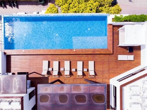 la inversión ideal. departamento en venta en playa del carmen