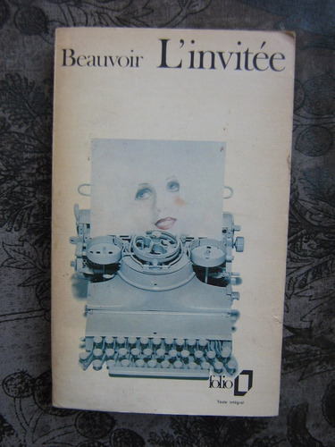 la invitada simone de beauvoir en francés