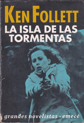 la isla de las tormentas  libro de ken follet autor con mas