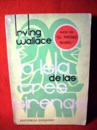 la isla de las tres sirenas wallace irving novela