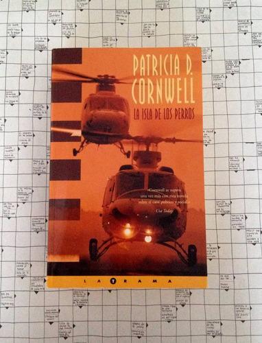 la isla de los perros. libro de patricia d.cornwell. u40