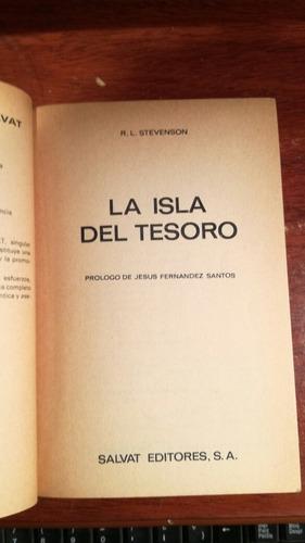 la isla del tesoro - r. l. stevenson
