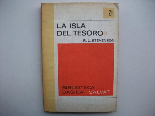 la isla del tesoro - robert l. stevenson