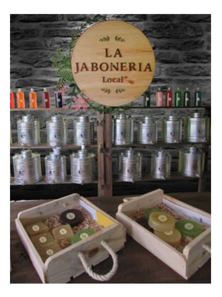 la jaboneria local