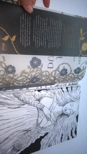 la joven durmiente y el huso de neil gaiman novela grafica