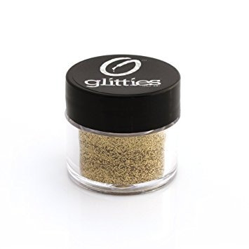la joya del oro - holográfica oro fino polvo del brillo .