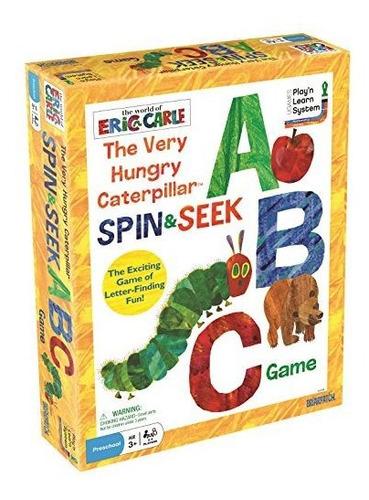 la juego muy hambriento oruga vuelta & buscar abecedario