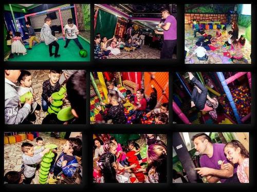 la jungla eventos - salón de fiestas