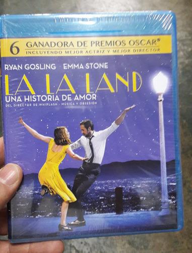 la la land blu ray ryan gosling emma stone estreno original