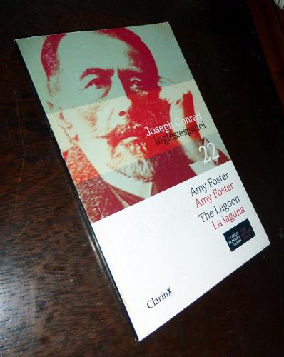 la laguna, etc. _ joseph conrad / libros bilingües clarin