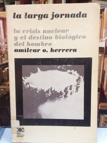 la larga jornada. crísis nuclear. amílcar herrera