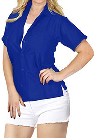 531f7c0b7 Camisas Rayon Leela - Ropa, Bolsas y Calzado en Mercado Libre México
