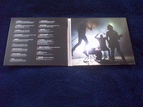 la ley retour cd + dvd