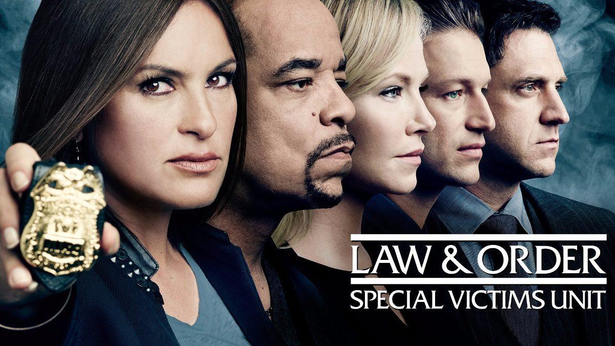 Resultado de imagen para temporada 21 ley y orden uve