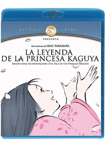 la leyenda de la princesa kaguya pelicula blu-ray