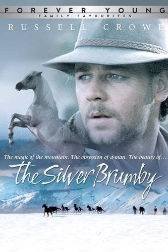 la leyenda de silver brumby( the silver brumby) hipismo dvd