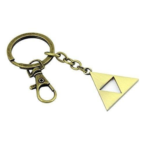 la leyenda de zelda skyward sword triangle logo metall !