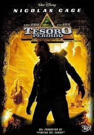 la leyenda del tesoro perdido dvd - zona 4 - nicolas cage