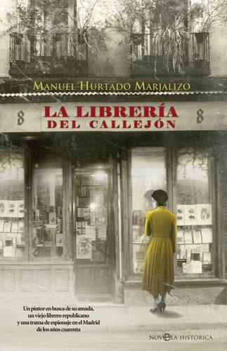 la librería del callejón(libro novela y narrativa)