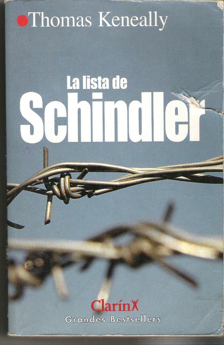 Resultado de imagen de la lista de schindler libro