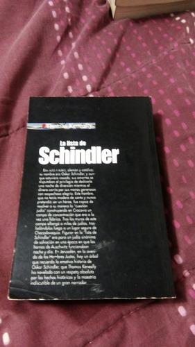 la lista de schindler de thomas keneally [zar]