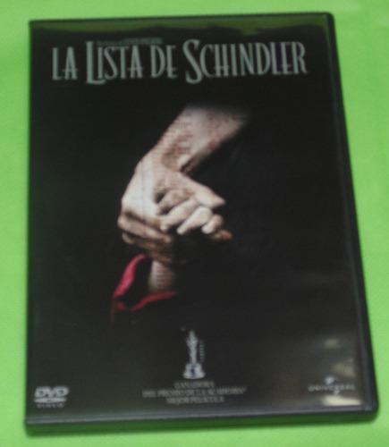 la lista de schindler liam neeson pelicula 2dvd originales
