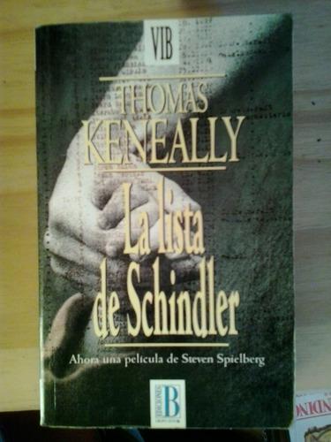 la lista de schindler thomas keneally ediciones b