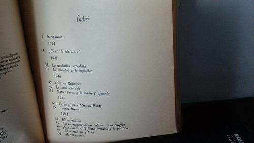 la literatura como lujo georges bataille