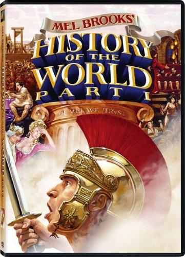 La Loca Historia Del Mundo Parte 1 Dvd Mel Brooks Ed De Lujo 546 00
