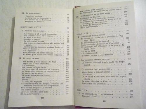 la locura a través de los siglos. m.ristich de groote. 1a ed