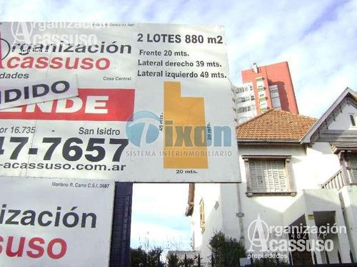 la lucila - casa - lote en venta o alquiler
