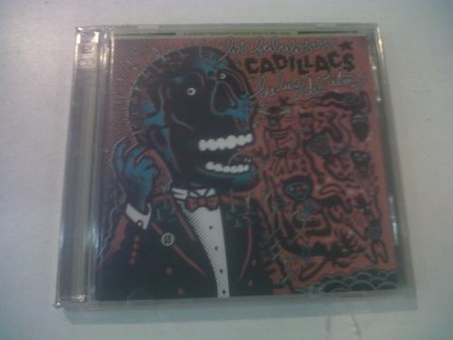 la luz del ritmo, fabulosos cadillacs cd+dvd 2008 nuevo arg