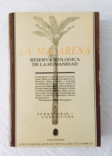 la macarena: reserva biológica - unal