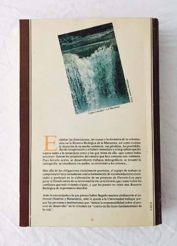 la macarena: reserva biológica - unal - envío gratis