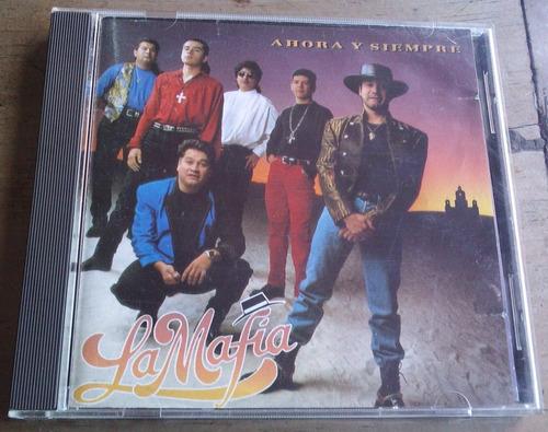 la mafia ahora y siempre cd 1992  bvf