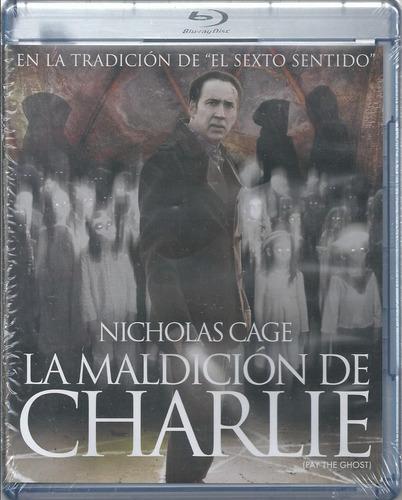 la maldición de charlie -pay the ghost-nc envío gratis x dhl