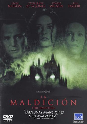 la maldicion the haunting liam neeson pelicula dvd