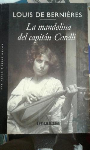 la mandolina del capitán corelli - louis de bernieres
