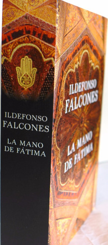 la mano de fátima ildefonso falcones