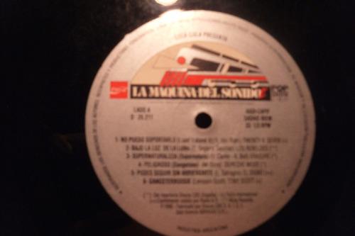 la maquina del sonido 2 variado disco de vinilo