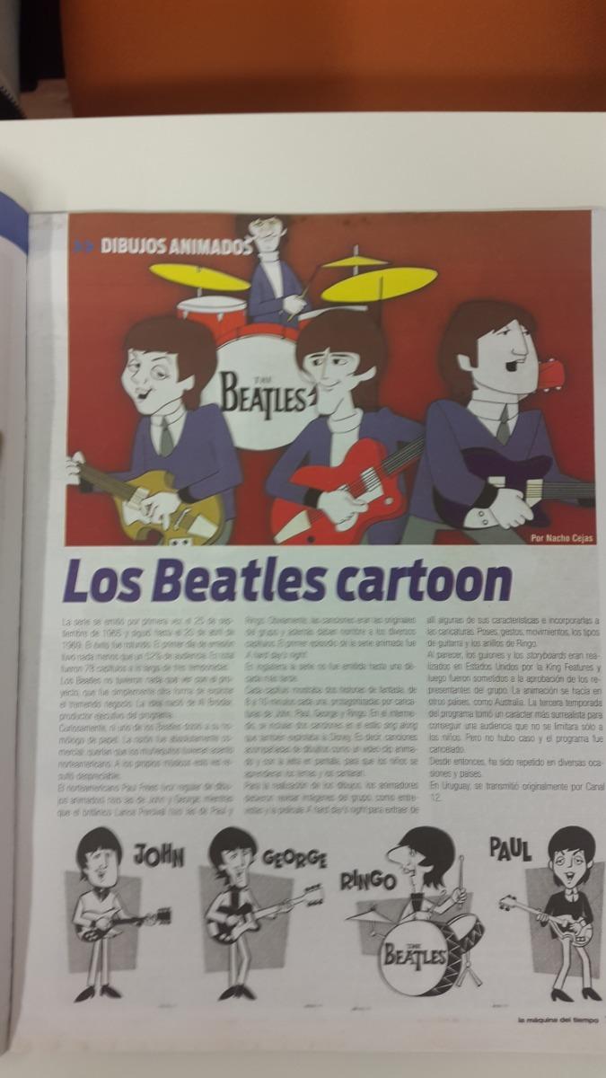 La Maquina Del Tiempo El Club Del Clan Beatles 10000