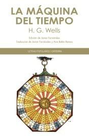 la máquina del tiempo(libro novela y narrativa extranjera)