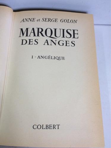 la marquesa de los ángeles, anne y serge golon, en francés
