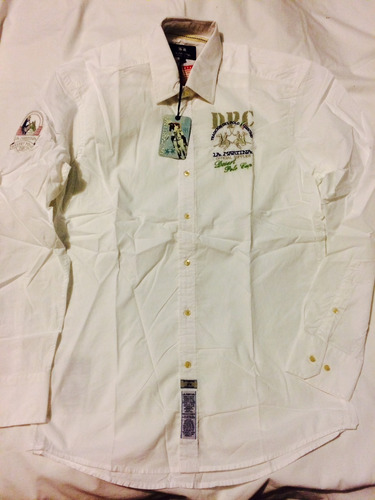 la martina camisas para hombre nuevo stock! tallas s
