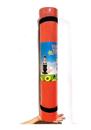 la mas barata del mercado las 3b/yoga mat/alfombra/esterilla