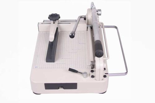 la mas robusta guillotina cortadora papel 12in pison palanca