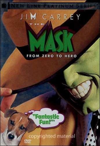 la máscara (the mask), con jim carrey. original (1 disco)