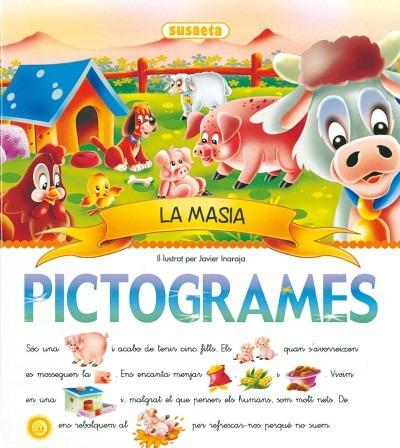 la masia (pictogrames)(libro infantil y juvenil)